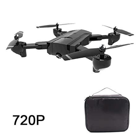 LUQ-DR - Mando a Distancia para dron GPS, 4 Ejes, batería de Larga ...