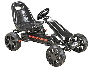 BC BABY COCHES Kart de Pedales - Coche de Pedales para niños - Go Kart -