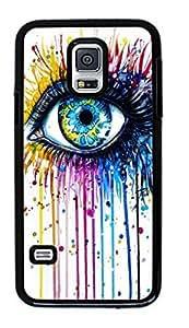 Hard Case for Samsung Galaxy S5 MINI (SM-G800) (Beautiful Eye)
