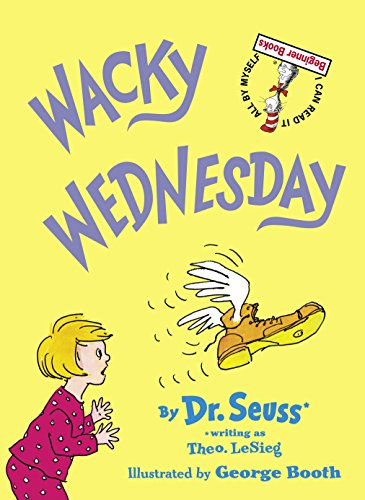 Wacky Wednesday (Beginner Books(R)) ()