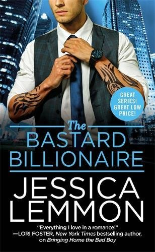 The Bastard Billionaire (Billionaire Bad Boys)