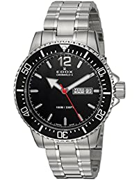 Men's 'Chronorally-S' Quartz Stainless Steel Sport Watch, Color:Silver-Toned (Model: 84300 3M NBN)