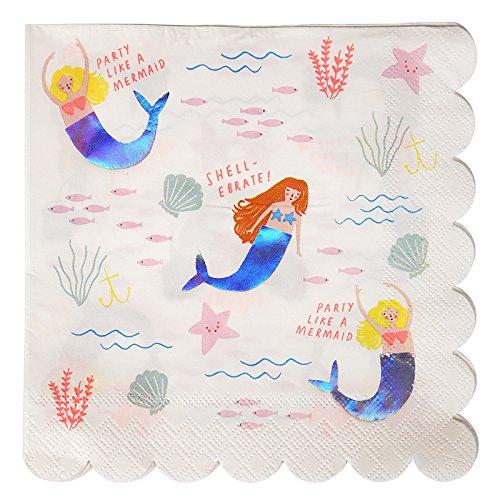 Mermaid Napkins - 9