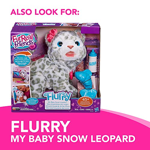 FurReal B5936AF1 Bootsie Interactive Plush Kitty Toy, Ages 4 & Up by FurReal (Image #5)