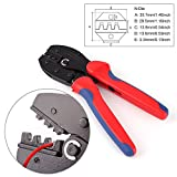 BougeRV MC3 MC4 Solar Crimping Tools for 2.5-6.0mm² Solar Panel PV Cable