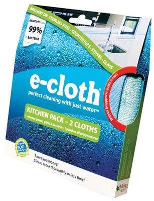 e-cloth Kitchen Pack, 2-Piece - Purpose Pet Cloth