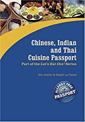 Chinese, Indian and Thai Cuisine Passport (Let's Eat Out!)