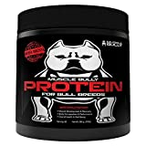 Image of Muscle Bully Protein Supplement for Dogs: American Bullies, Pit Bulls, Bulldogs & All Bull Breeds. Made in the USA