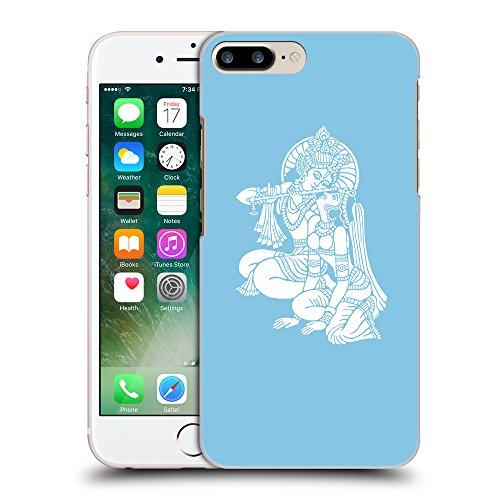 GoGoMobile Coque de Protection TPU Silicone Case pour // Q09570609 Hindou 11 Bébé bleu // Apple iPhone 7 PLUS