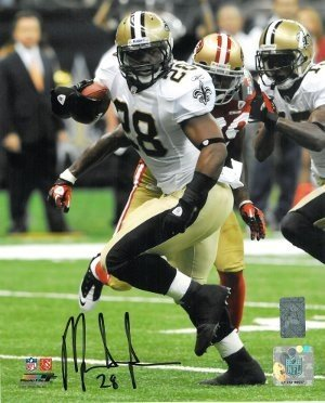 ea2d0eb7d Mark Ingram Signed Autograph New Orleans Saints 16x20 Photo - Ingram -  Authentic NFL Photos