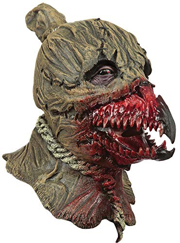 Mask Head Scarecrow King Of Crows (Mask Scarecrow Latex)
