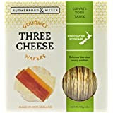 Gourmet Wafers Three Cheese (4 pack)