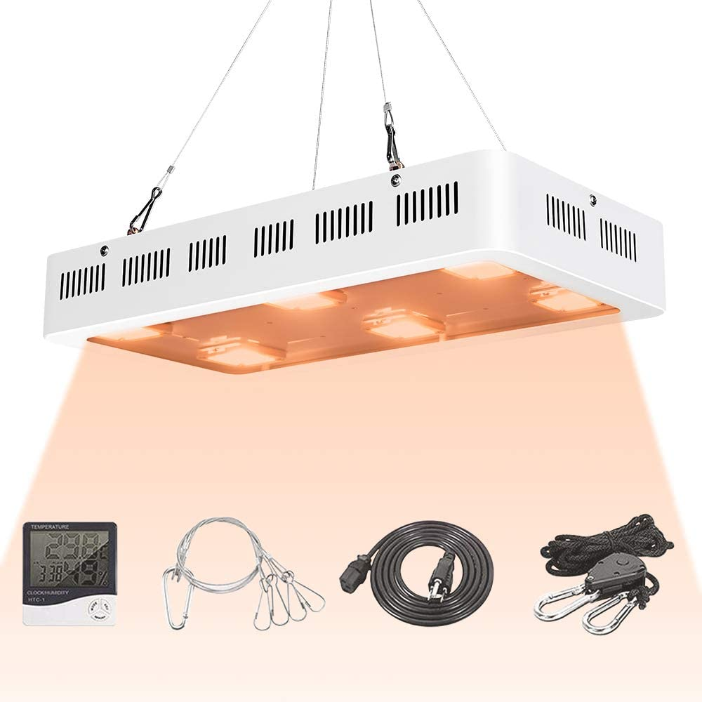 1800 Watt X6 Cob Led Grow Light