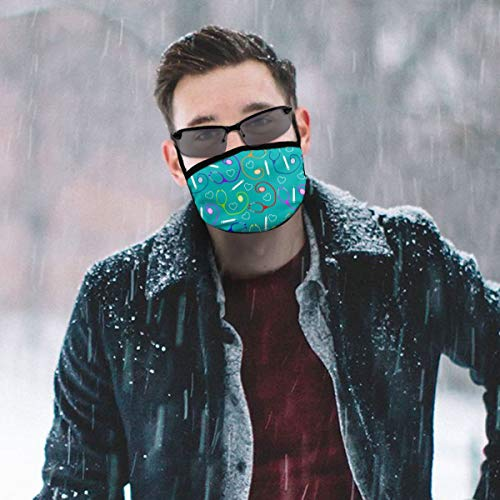 Mouth Mask Medical Theme Nurse Dust Mask Ear Loop Face Mask Reusable Mask Washable Reduce Infection Running Traveling Cycling Warm Breathable Fashion For Man Woman