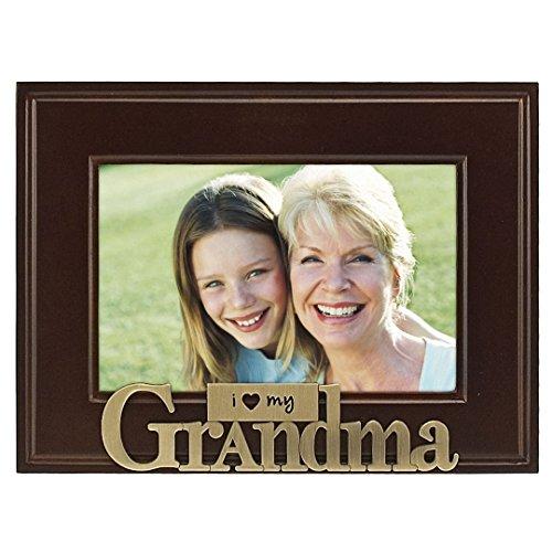 I Heart Grandma Picture Frame