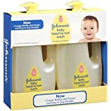 Johnson's Baby Head To Toe Wash, 33.8 oz. - 2 pk (115195)