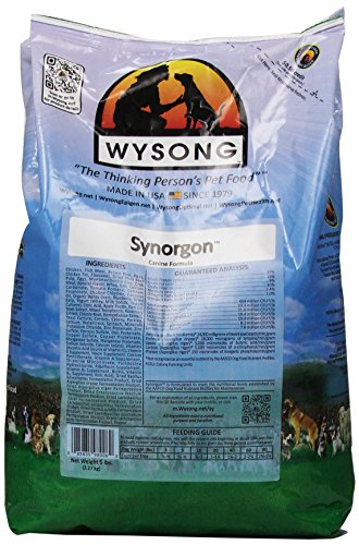 Wysong Synorgon Canine Formula Dry Dog Food - 5 Pound Bag