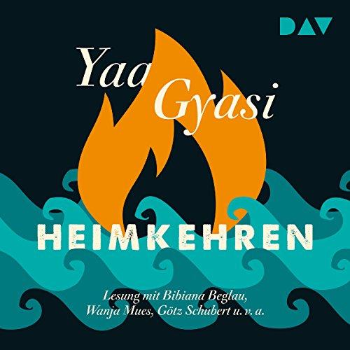 Book cover from Heimkehren by Yaa Gyasi