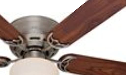 HUNTER 53074 Indoor Low Profile III Plus Ceiling Fan