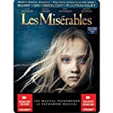 Les Miserables Futureshop Exclusive Steelbook (Region Free)