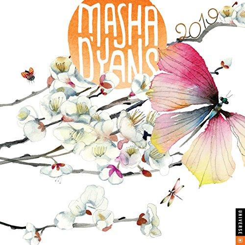 Masha D'yans 2019 Wall Calendar