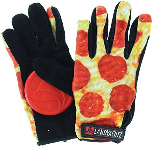 Landyachtz Pizza Slide Gloves XL