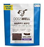 Dogswell Happy Hips Dog Treats, Duck Flavor, 23 Ounce