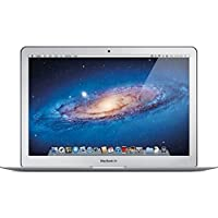 Apple Macbook Laptop, Intel:I5-5250U/CI5, 1.6 GHz, 256 GB, Intel HD6000/IGP, MAC OS, Aluminum, 13.3 (Certified Refurbished)