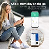 TaoTronics Humidifiers, 4L Cool Mist Humidifier for