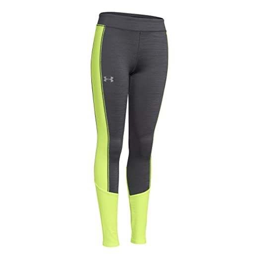 dac905103e516a Amazon.com: Under Armour Girl's ColdGear Infrared Legging: Clothing