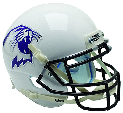 Schutt Northwestern Wildcats Authentic College XP Football Helmet White Wildcat - NCAA Licensed Gift