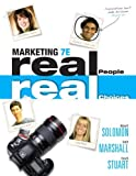 Marketing : Real People, Real Choices, Solomon and Solomon, Michael R., 013260616X