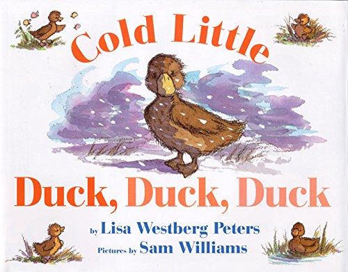 Cold Little Duck, Duck, Duck Board Book PDF