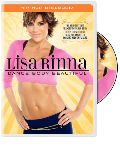 Lisa Rinna  Dance Body Beautiful   Hip Hop Ballroom