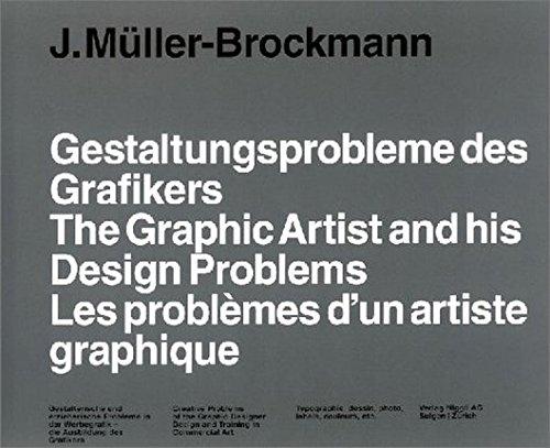Gestaltungsprobleme des Grafikers