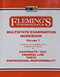 Multistate Examination, Jeff A. Fleming, 1932440054