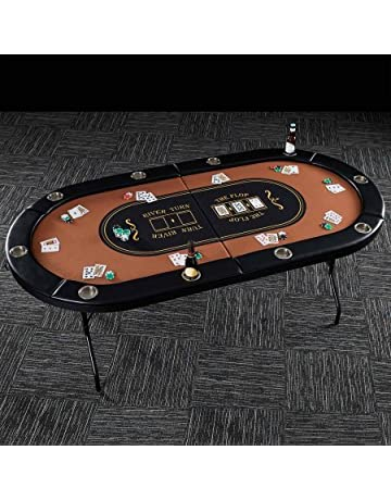 7c89ada82 Barrington 10 Player Poker Table 82 x 44
