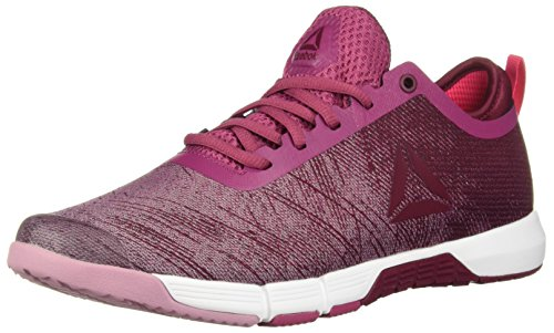 Reebok Women's Speed Her TR Cross Trainer, Twistedberry/Rustic Wine/i, 8.5 M US