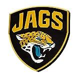 NFL Jacksonville Jaguars 3D Foam Wall Sign