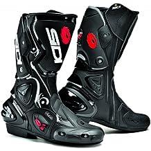 Sidi Women's Vertigo Lei Boots (BLACK/WHITE)