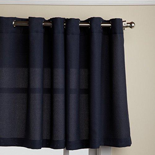 Lorraine Home Fashions Jackson 29 -inch x 36-inch Tier Curta