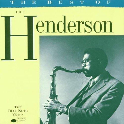 The Best of Joe Henderson by Joe Henderson (1994-09-01) (Best Of Henderson Joe)