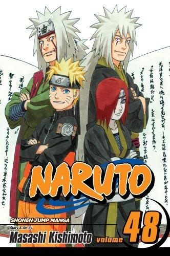 Amazon.com: Naruto, Vol. 48: The Cheering Village (Naruto ...
