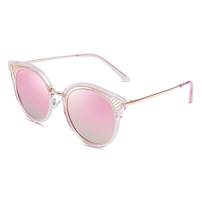 CH ZYTYJ ZY Gafas de sol para mujer Gafas de sol polarizadas ...