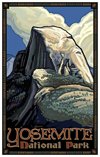 Top 9 recommendation poster vintage travel yosemite for 2019