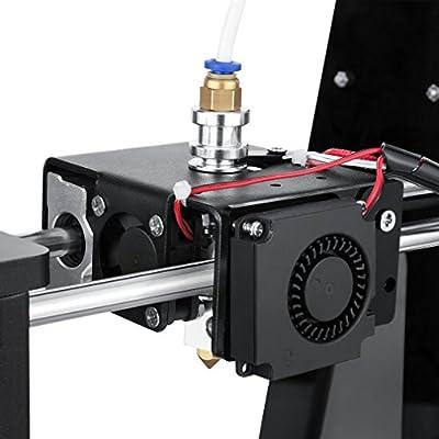 Poncherish - Impresora 3D, modelo Z1, de 220 x 220 x 240 mm ...