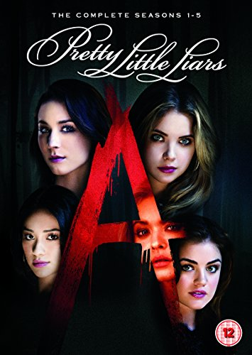 Pretty Little Liars - Season 1-5 [Import]