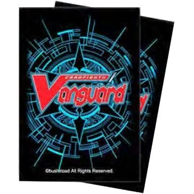 Ultra Pro Cardfight Vanguard (Small) Card Sleeves (50): Toys & Games