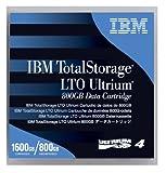 LTO Ultrium 4 800GB/1.6TB Tape Cartridge