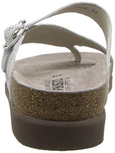 Women's Mephisto Thong Venise Silver Sandal Helen 07qZv147
